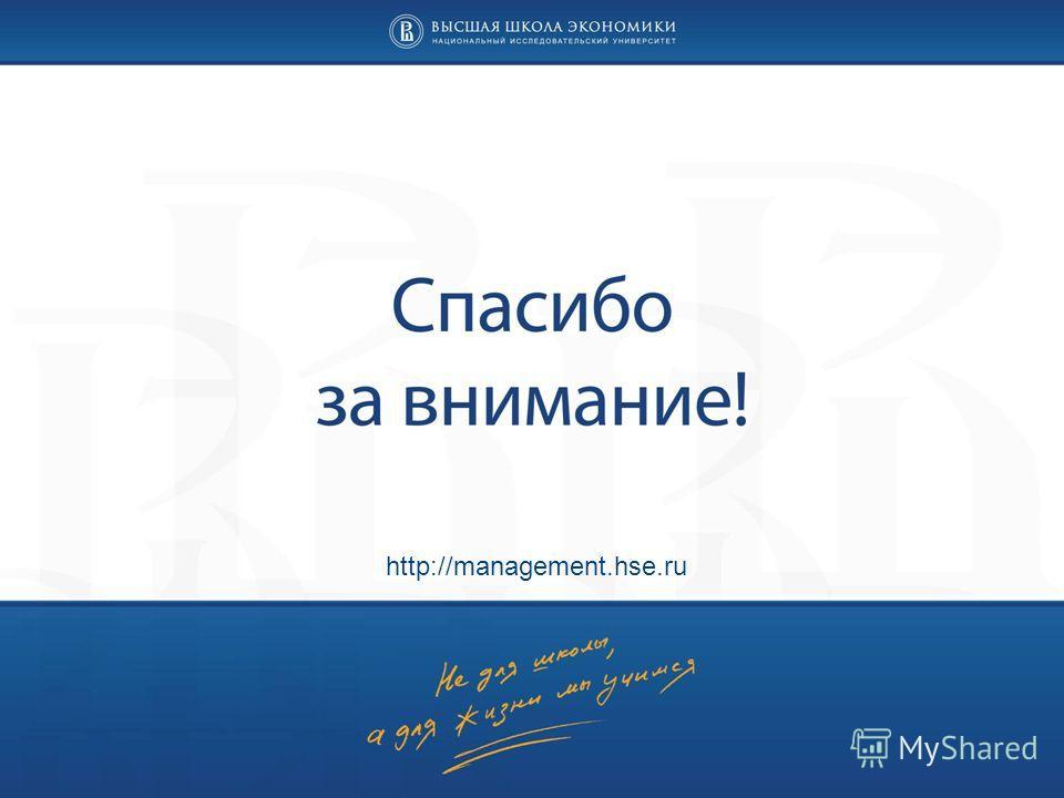 http://management.hse.ru