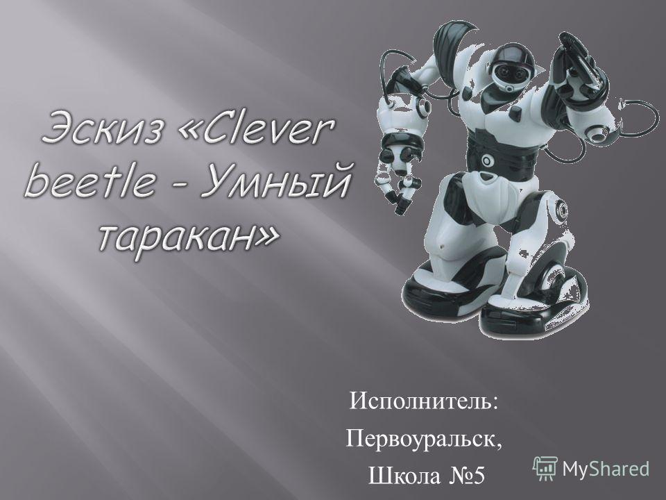Исполнитель : Первоуральск, Школа 5