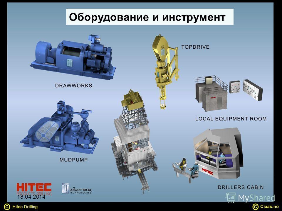 Исмаилов А.А. Основы нефтегазового дела 37 Оборудование и инструмент 18.04.2014