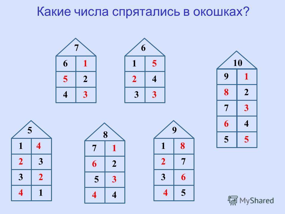 Какие числа спрятались в окошках? 8 5 8 67 9 10 1 1 1 1 2 2 2 3 3 3 3 4 4 4 4 5 5 5 6 7 7 7 9 22 2 2 1 1 1 33 3 3 4 4 4 4 5 5 5 6 6 6 8