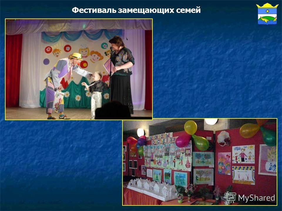Фестиваль замещающих семей