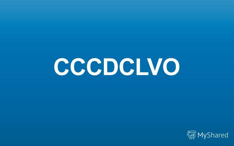 CCCDCLVO