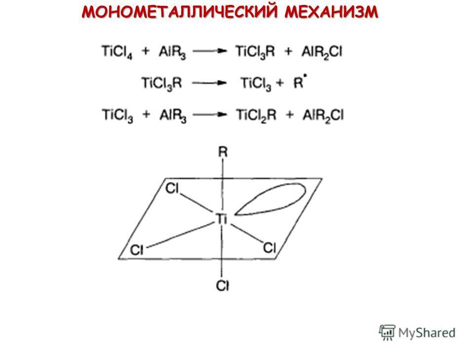 МОНОМЕТАЛЛИЧЕСКИЙ МЕХАНИЗМ