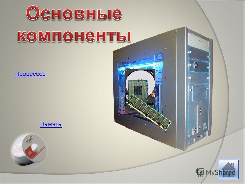 Процессор Память