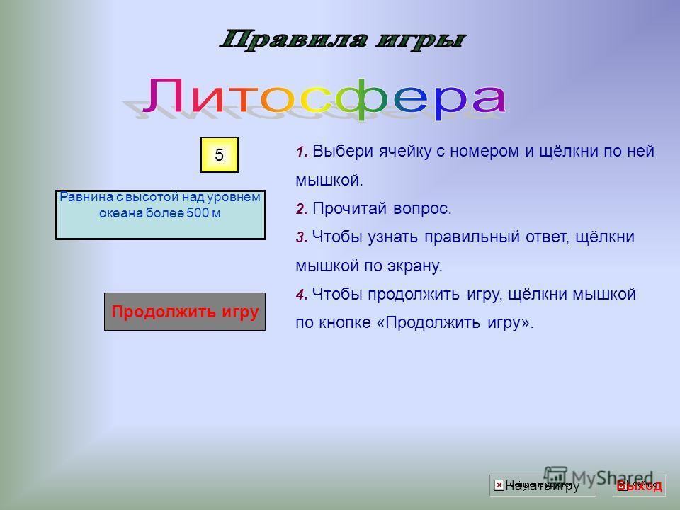 Правила игры Загария Ирина Владимировна СОШ 34 г. Енакиево Донецкая область Украина