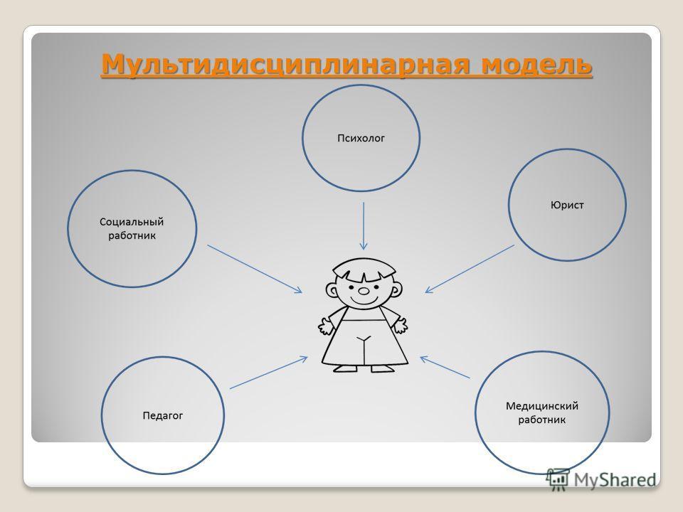 Мультидисциплинарная модель