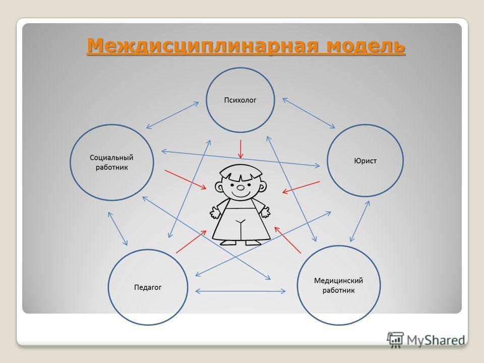Междисциплинарная модель