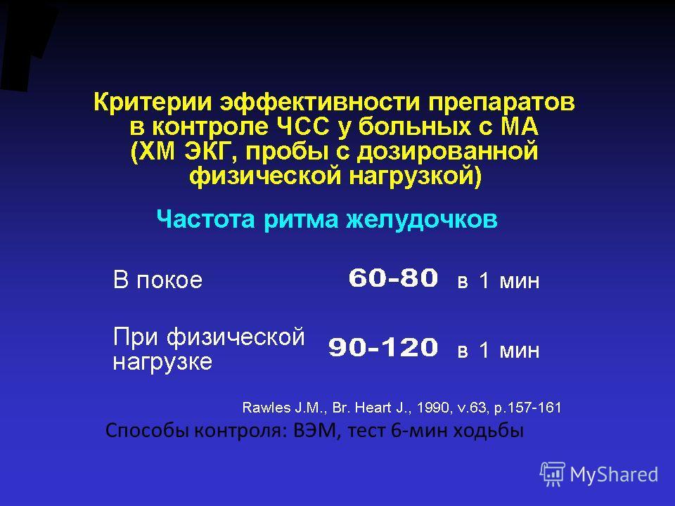 Препараты для контроля ЧСС Бета-адреноблокаторы Верапамил или дилтиазем (противопоказания для БАБ) Бета-адреноблокаторы + дигоксин Амиодарон