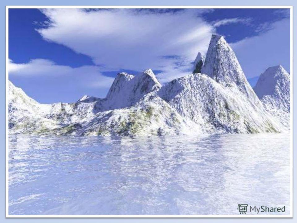 Температура воды у поверхности лежит в пределах от 1°C до 1,8° C, то есть практически у точки замерзания солёной воды. С глубиной теплеет, но незначительно. На отметке в 100 метров от поверхности температура повышается до +1°C. Этому способствуют бол