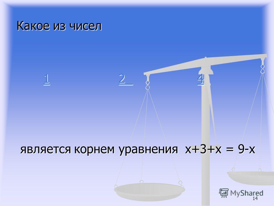 13 Упростите выражение: 16 – ( 3+ у ) 16 – ( 3+ у ) 1) 9 – y 2)13у 1) 9 – y 2)13у9 – y 13у9 – y 13у 3)13+у 4)13 - у 3)13+у 4)13 - у3)13+у 13 - у3)13+у 13 - у