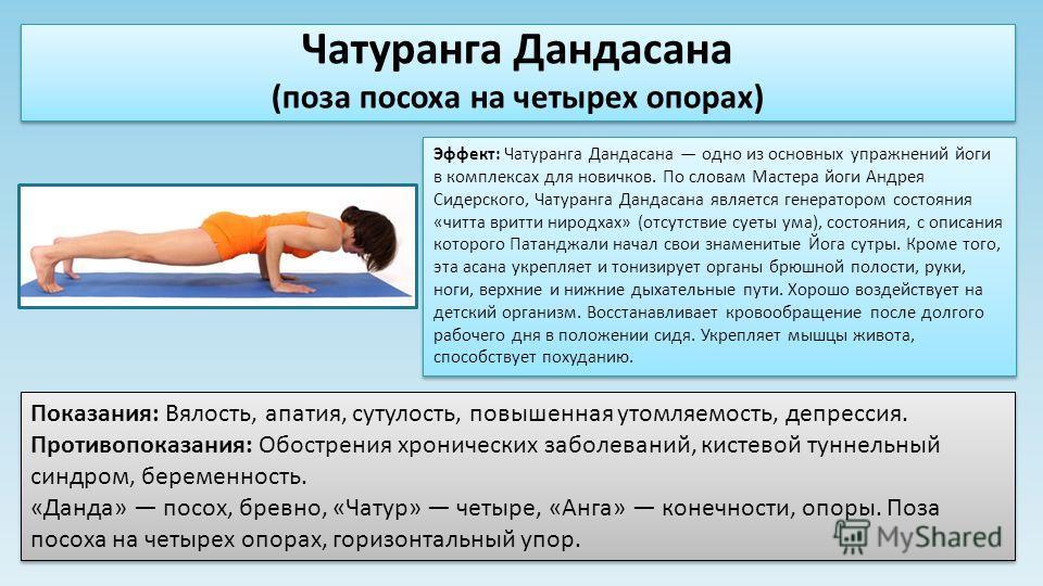 Йога для нервной системы