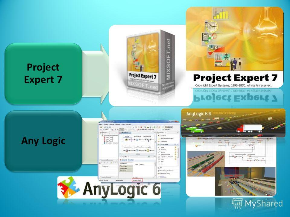 Project Expert 7 Any Logic