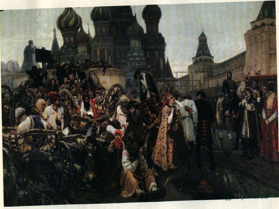 Вступление Какие события описаны в I части ? Почему Ахматова использует здесь образ стрелецкой жёнки? Какова роль христианских мотивов?