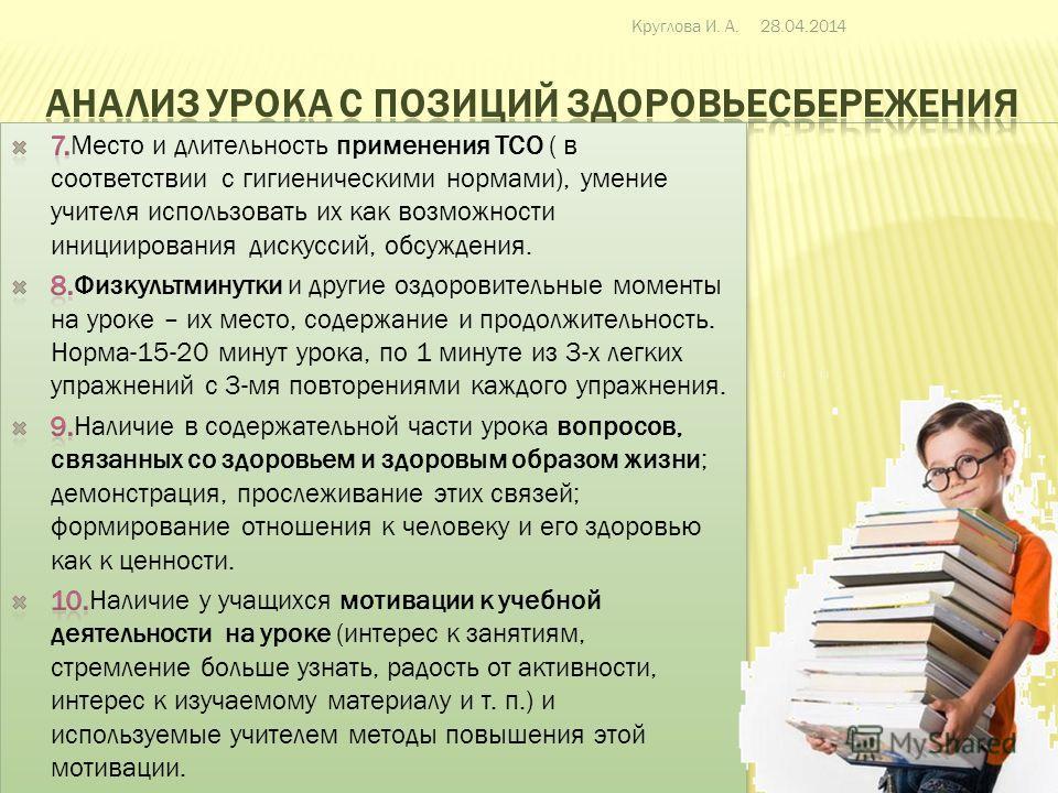28.04.2014Круглова И. А. 8