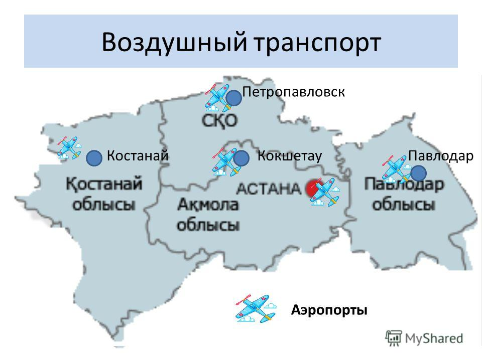 Воздушный транспорт МЯСОМОЛОЧНЫЙ КЛАСТЕР ОВЦЕВОДСТВО КРС Аэропорты Петропавловск КостанайПавлодарКокшетау