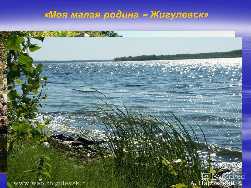 « Моя малая родина – Жигулевск »