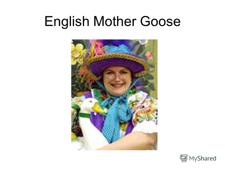 English Mother Goose