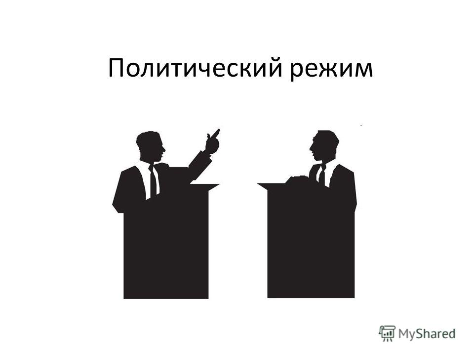 Политический режим