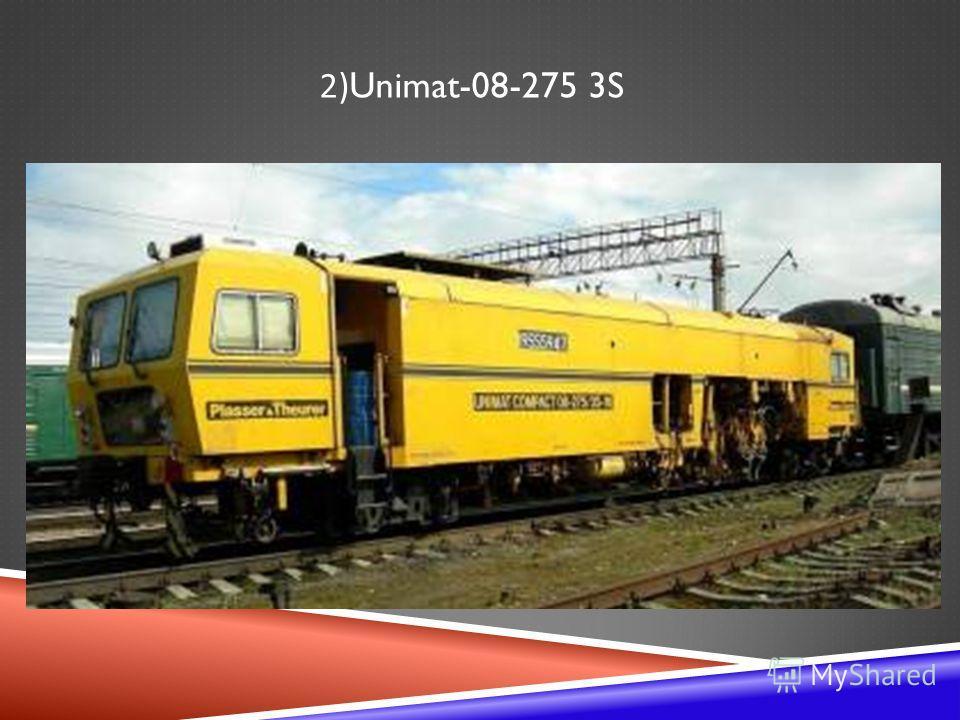 2)Unimat-08-275 3S