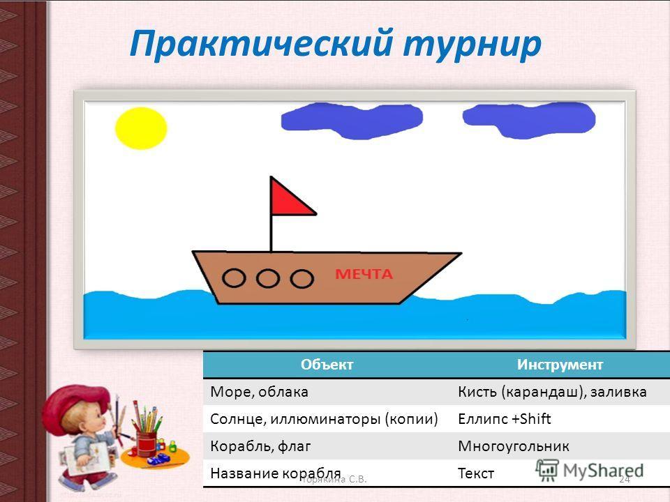 Инструктаж по ТБ 23Горякина С.В.