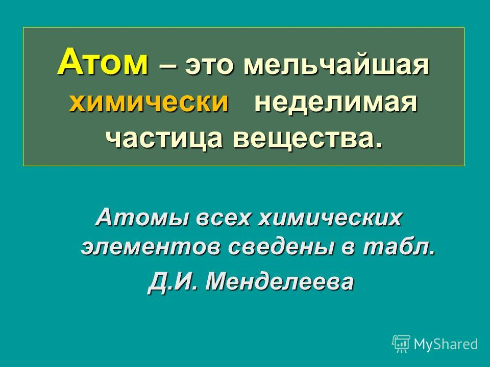 Скачать презентация по физике строение атомов 8 класс