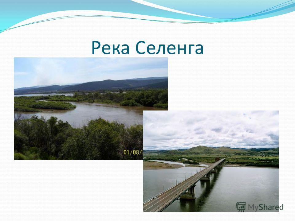 Река Селенга
