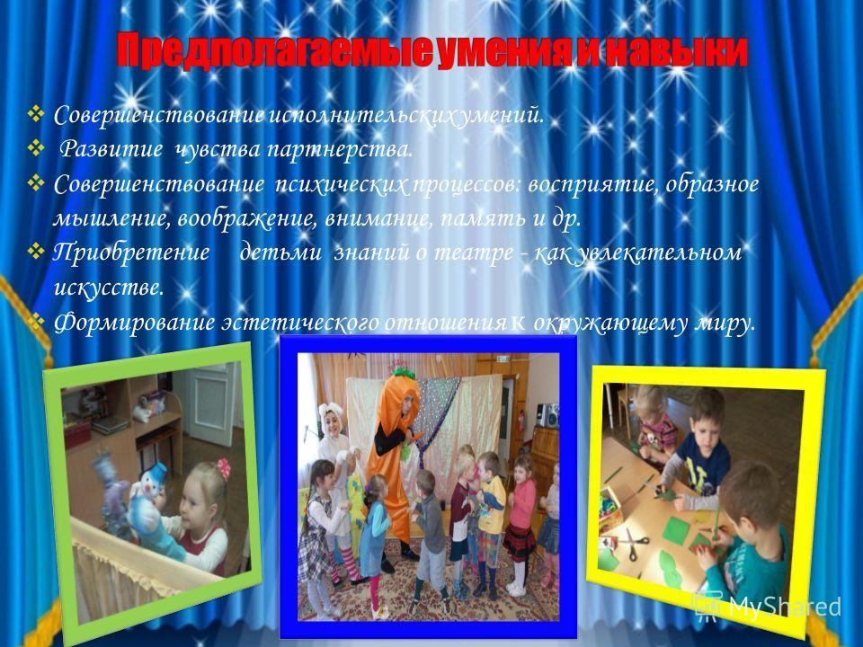 Театр и театрализованная деятельность Мини-игры на других занятиях Театрализованные занятия Театрализованная игра на праздниках Совместная деятельность взрослых и детей Самостоятельная театрализованно- художественная деятельность Посещение детьми теа