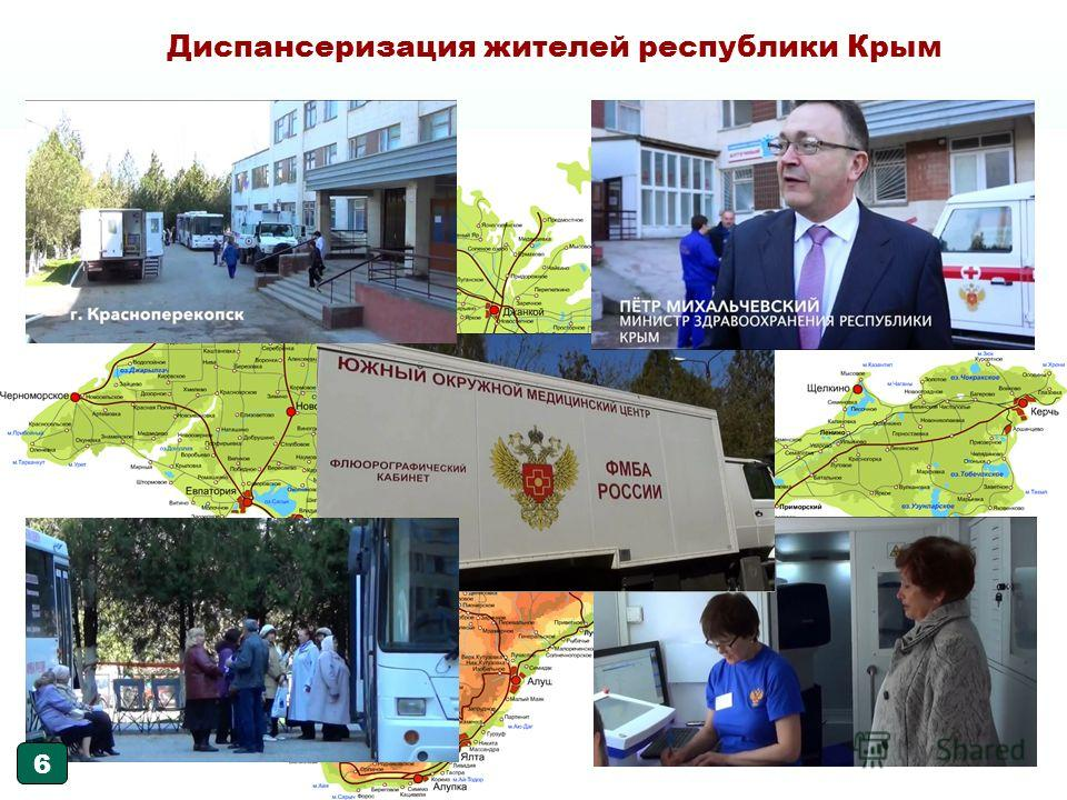 Диспансеризация жителей республики Крым 6