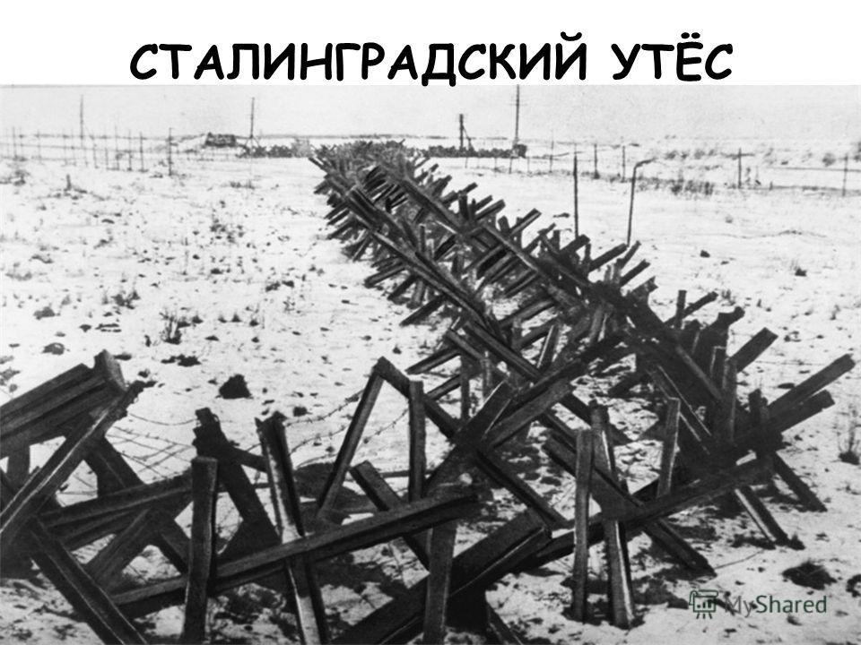 СТАЛИНГРАДСКИЙ УТЁС