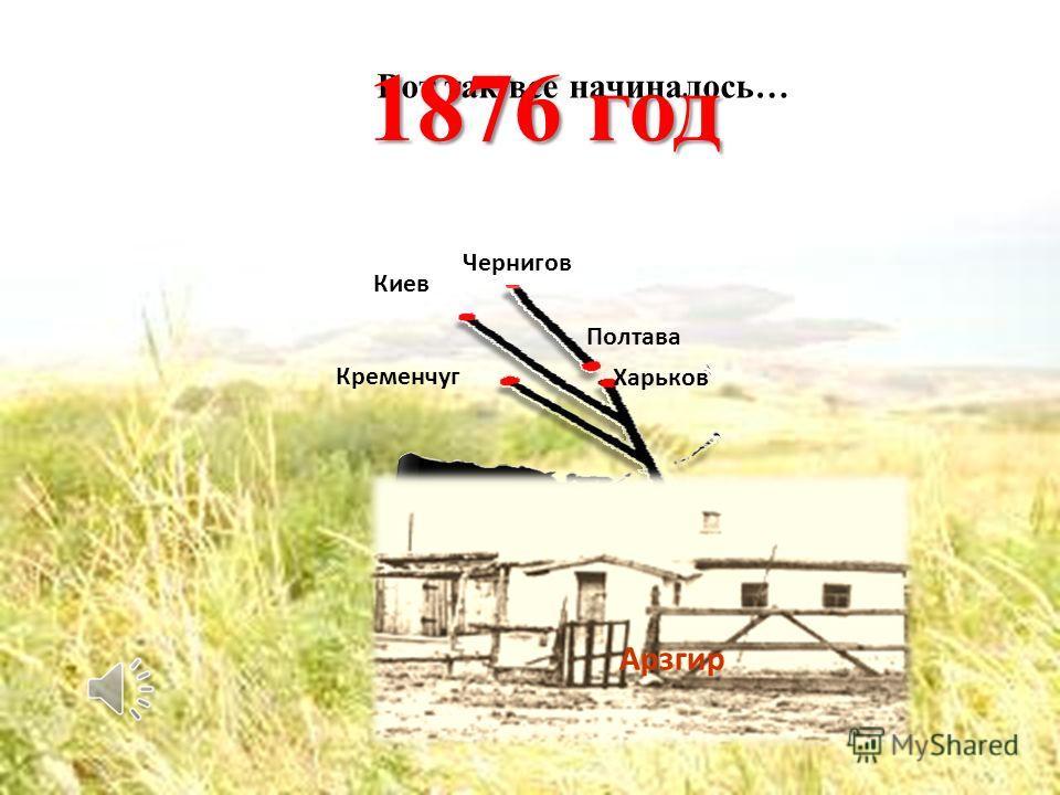Автор: Штельмах Таисия, ученица 4 А класса МОУ СОШ2 с. Арзгир Арзгиру 135 лет