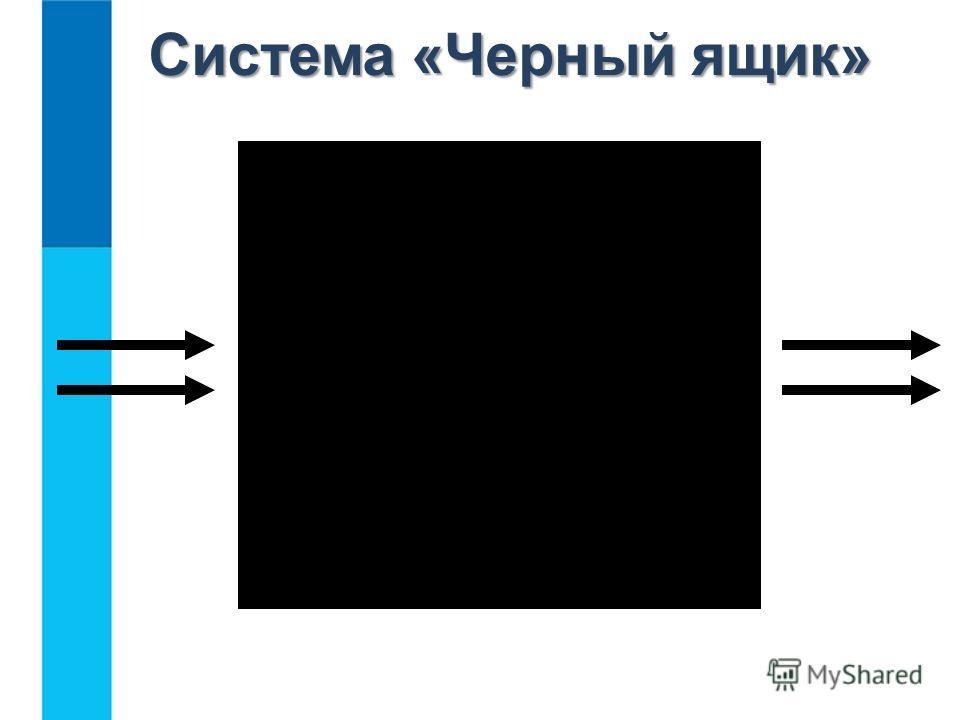Система «Черный ящик»