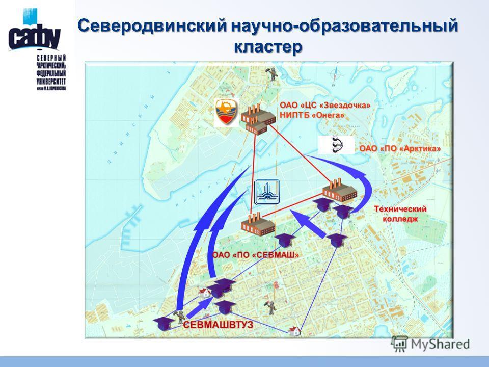 Северодвинский научно-образовательный кластер