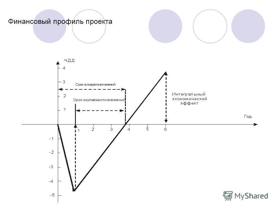 Презентация на тему ДИПЛОМНАЯ РАБОТА на тему Оценка  5 Финансовый профиль проекта