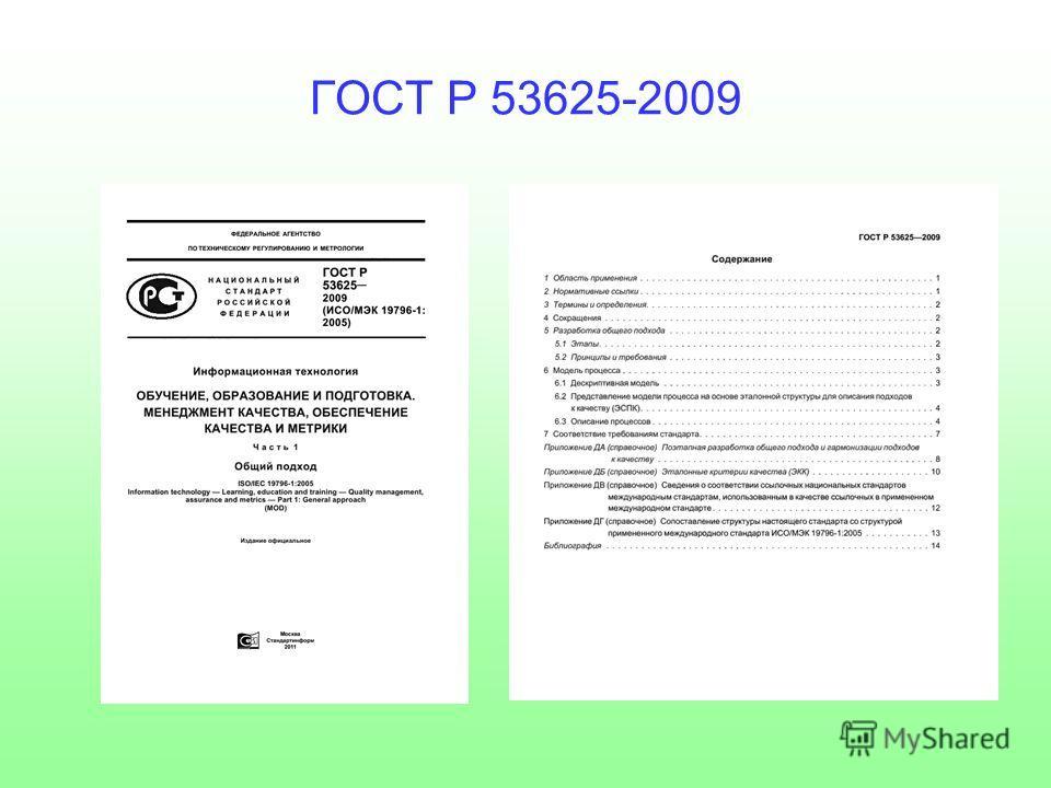 ГОСТ Р 53625-2009