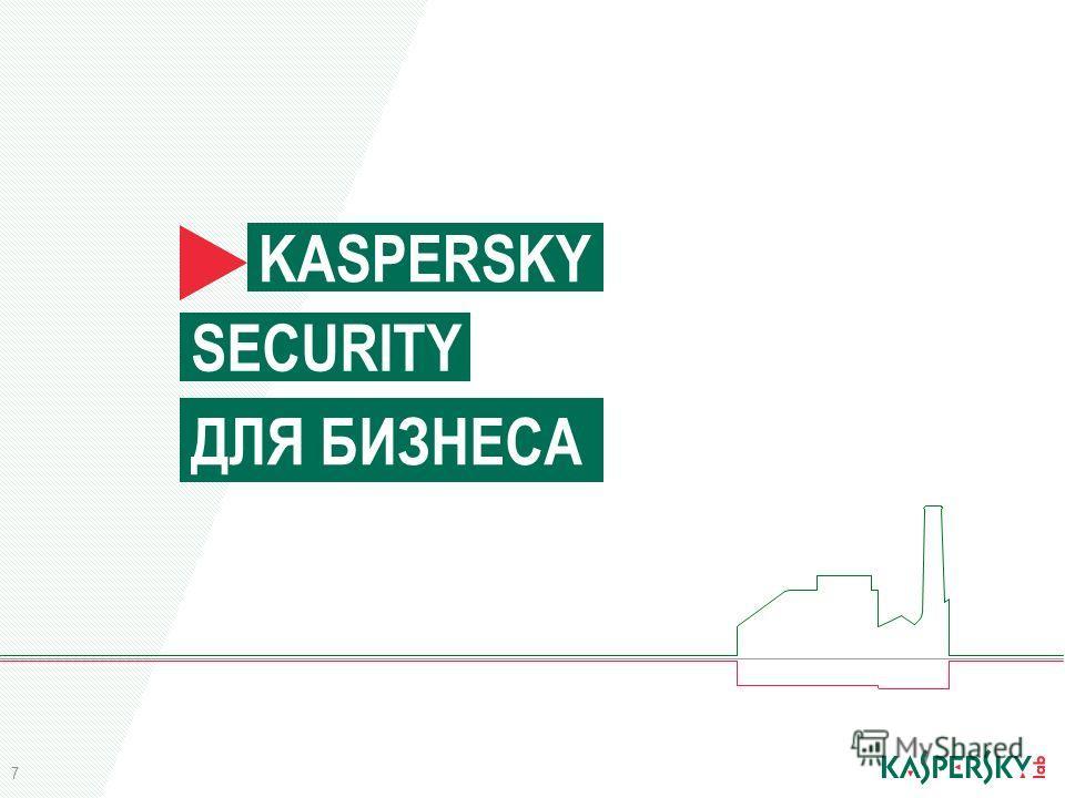KASPERSKY SECURITY ДЛЯ БИЗНЕСА 7