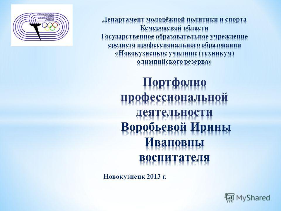 Новокузнецк 2013 г.