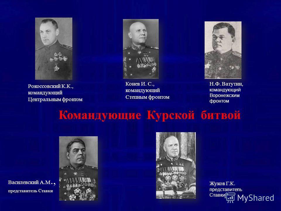 Военные поражения обескровили немецкую армию, и Гитлер приказал начать тотальную мобилизацию. 50 дивизий были переброшены на Курскую дугу.