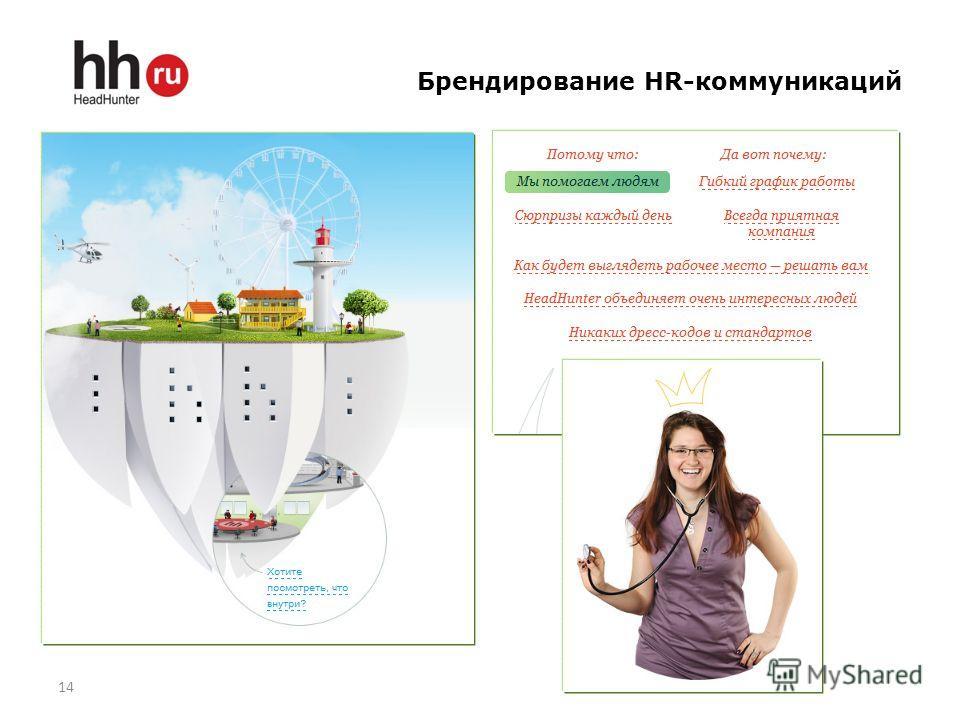 Брендирование HR-коммуникаций 14