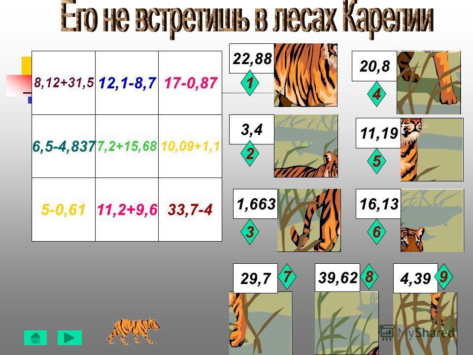 8,12+31,5 12,1-8,7 7,2+15,68 17-0,87 10,09+1,1 6,5-4,837 5-0,6111,2+9,633,7-4 22,88 1 1,663 3 3,4 2 20,8 4 11,19 5 16,13 6 4,39 9 39,62 8 29,7 7 4,39 9
