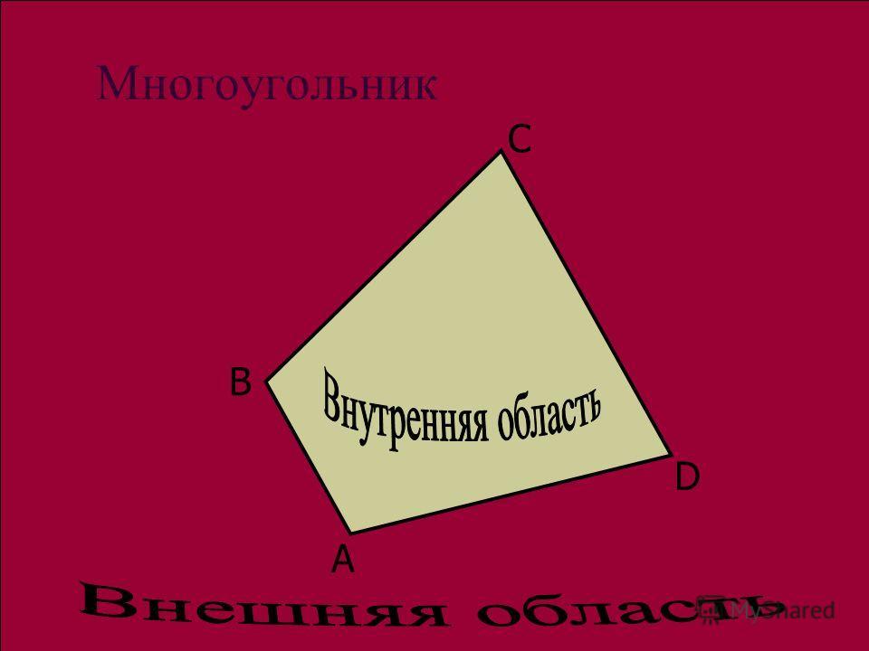 18.05.2014 6 Многоугольник А В С D