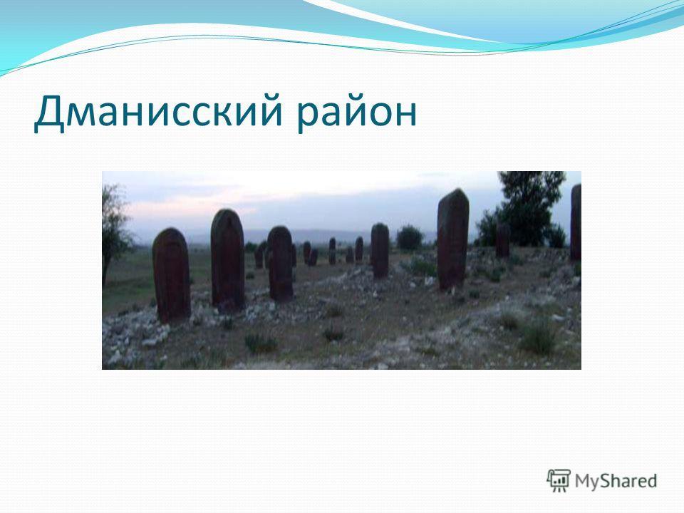 Дманисский район