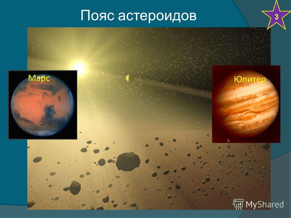 Марс Юпитер Пояс астероидов