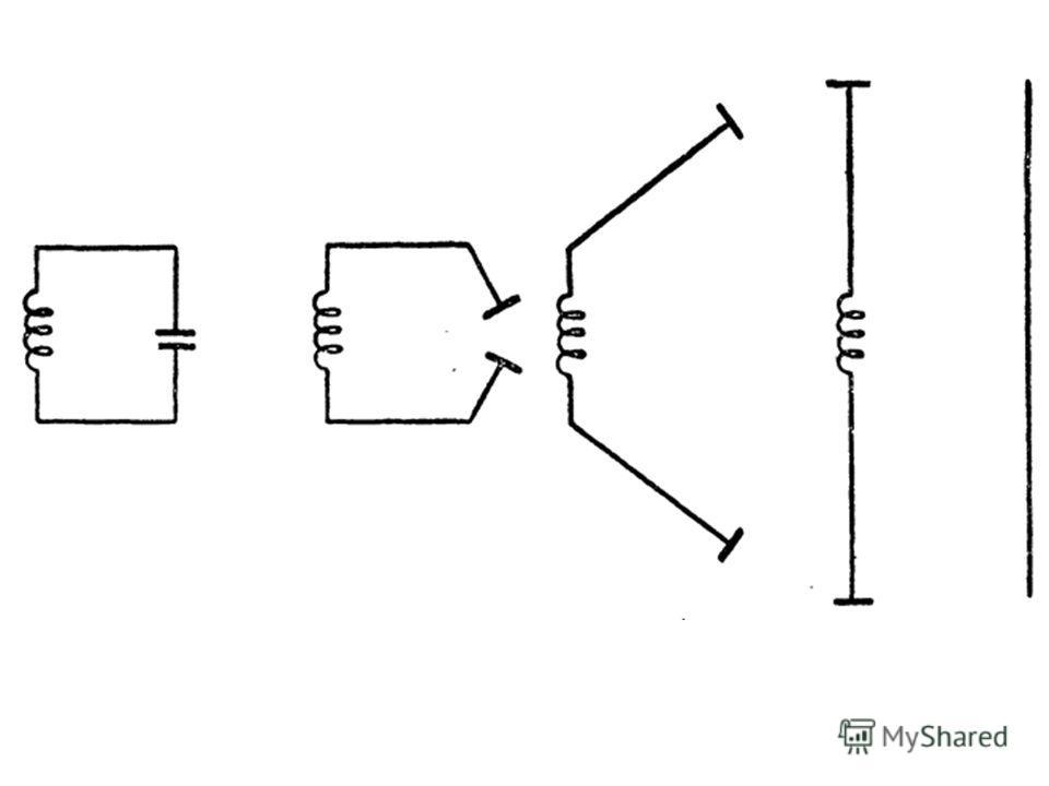 а) б) в) «вибратор Герца»