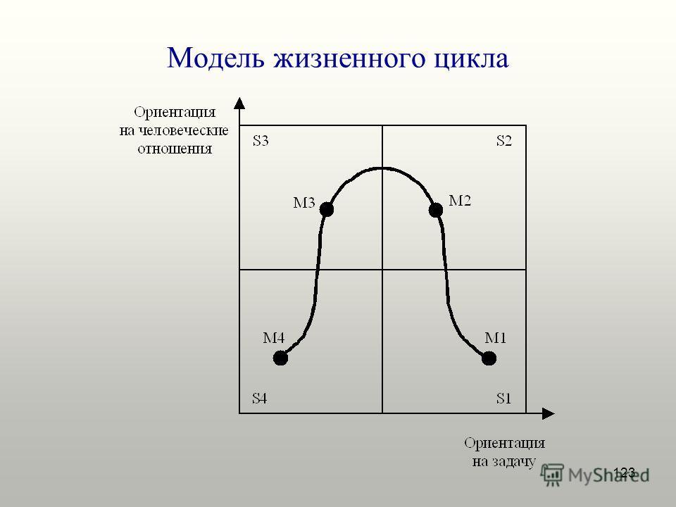 123 Модель жизненного цикла