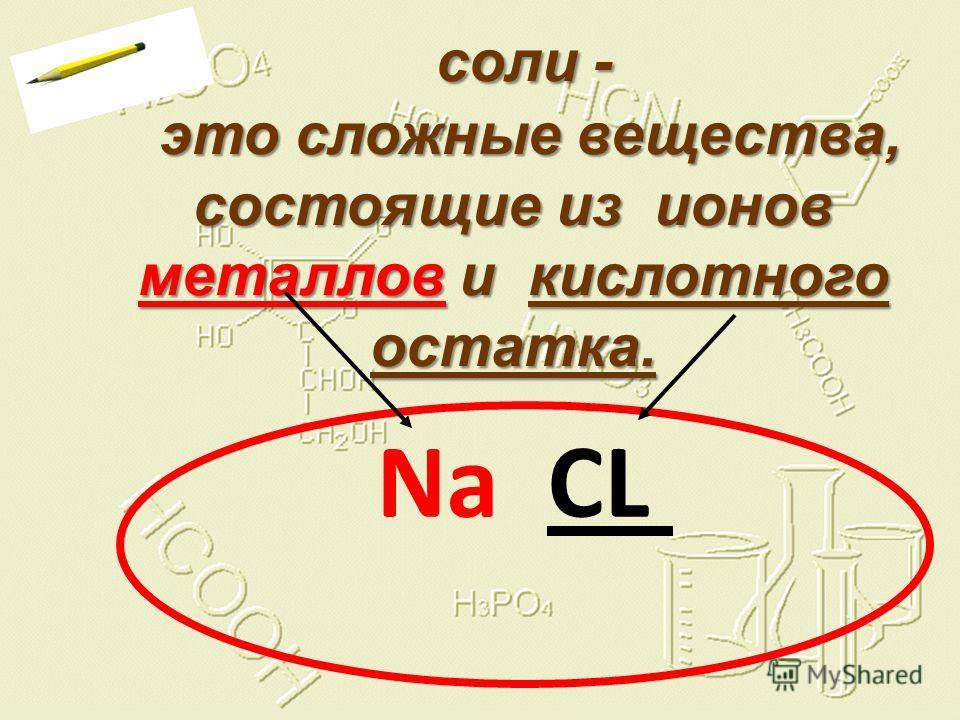 СОСТАВ номенклатура классификация формулы