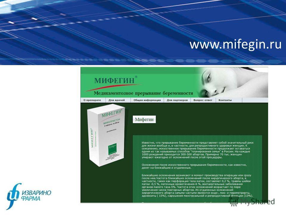 www.mifegin.ru
