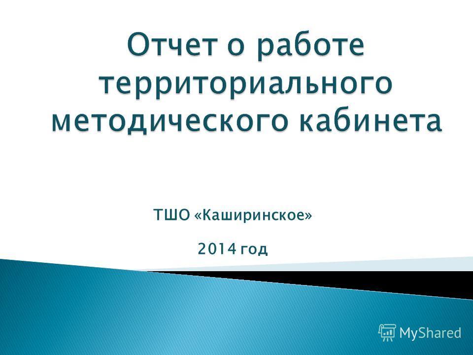 ТШО «Каширинское» 2014 год