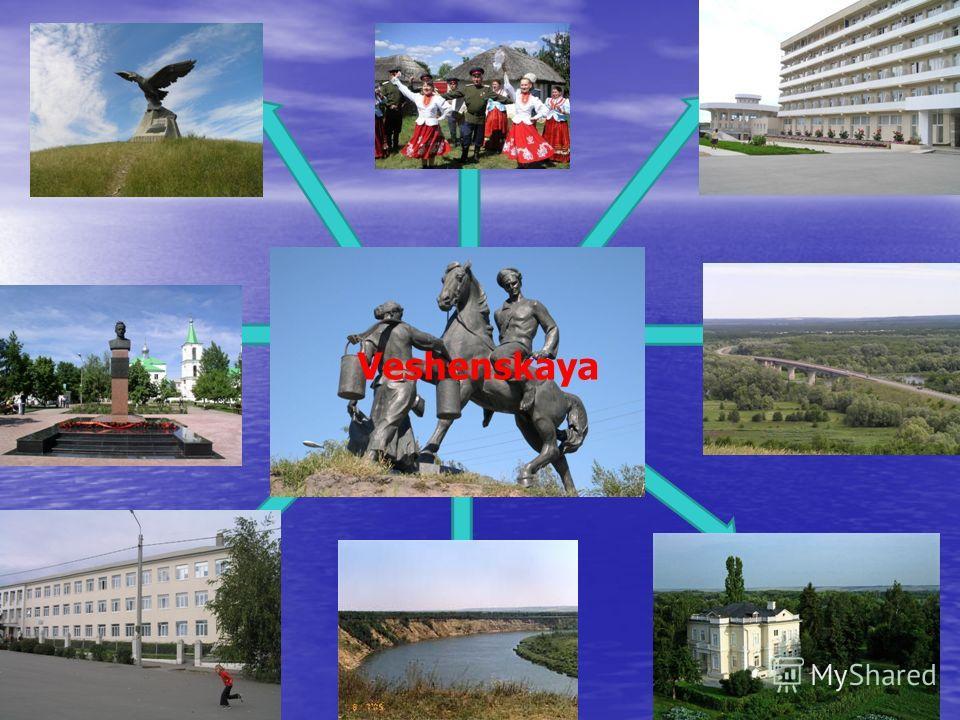 Veshenskaya