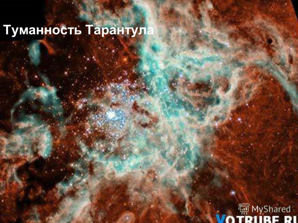 Туманность Тарантула