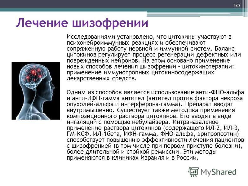 Лечение цитокинами в домашних условиях